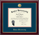Masters of Business Administration diploma
